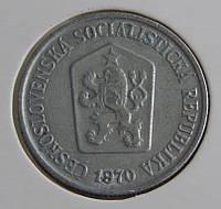 Чехословакия 10 геллеров 1970г.