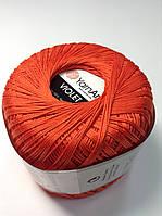 Пряжа Violet - цвет ярко-оранжевый