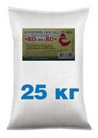 Органическое удобрение куриный помет  (гранулированный) 25 кг
