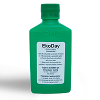Моющее средство для анализатора молока Экомилк EKODAY (Щелочной раствор)