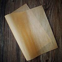 Листы жиростойкие, бурые, 52 г/м2 , фото 1