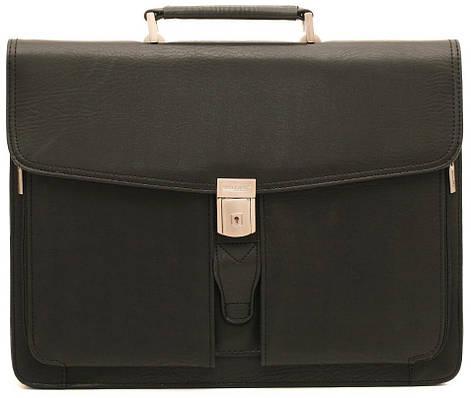 Портфель 3 отделения 2 передних кармана Wallaby 0535