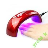 Лампа УФ LED для геля лака сушилка ногтей маникюра