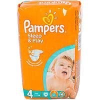Подгузники Pampers Sleep & Play Maxi 7-14 кг, 14 шт. (1259048)