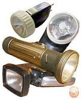 Фонари, светильники, зарядные устройства