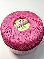 Пряжа Violet - цвет ярко-розовый