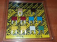 Предохранители мини плоские набор 10 шт MTA