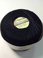 Пряжа Violet - цвет черный