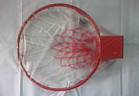Баскетбольное кольцо(стандарт) с сеткой