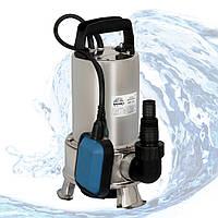Насос погружной дренажный для грязной воды Vitals aqua Vitals aqua DPS 713s  (Бесплатная доставка)