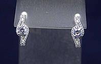 Серьги серебро 925 пробы АРТ2112, фото 1