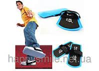 Коньки для ковра Fun Slides carpet skates