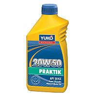 Моторное масло YUKO PRAKTIK 20W-50 1 л