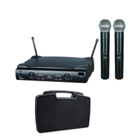 Радиосистемы с ручными микрофонами