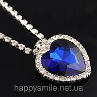 Ожерелье Сердце Океана — настоящий символ женственности и красоты!