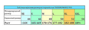 Термобелье термоштаны Thermowave VISI мужские XL / Термо-штаны, фото 2