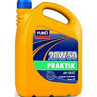 Моторное масло YUKO PRAKTIK 20W-50 5 л