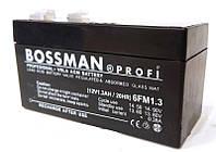 Bossman 12V 1.3Ah