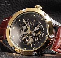 Часы KRONEN & SOHNE NAVIGATOR Golden KS208