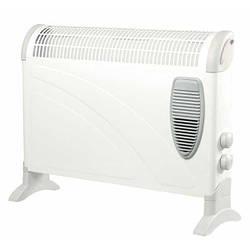 Конвектор отопления электрический с тепловентилятором Luxell LX-2910 (напольный, настенный)