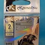 Крючки Kamatsu BEAK 2, фото 2