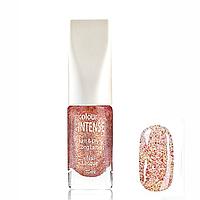 Лак для ногтей Colour Intense Nail Lacquer (прозрачный с разноцветными блёстками) № 086, фото 1