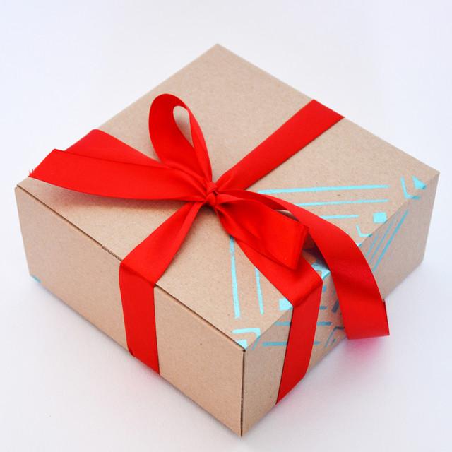 Крафт-упаковка для подарков 0987555561