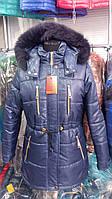 Сезонная распродажа! Куртка женская зимняя модель Парка Лаке