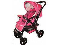 Детская коляска Baciuzzi В 8.4W NEW pink (розовая)