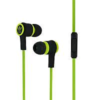 HF MP3 Adidas CX-07 Green with mic