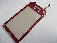 ТАЧ Samsung S5230 (Red) +САМОКЛЕЙКА High copy