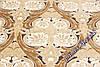 """Акриловый овальный ковер с рельефным рисунком Айс """"Султанат"""", цвет коричневый, фото 2"""
