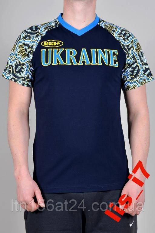 Футболка Bosco Sport Україна (Боско) Оригінал темна