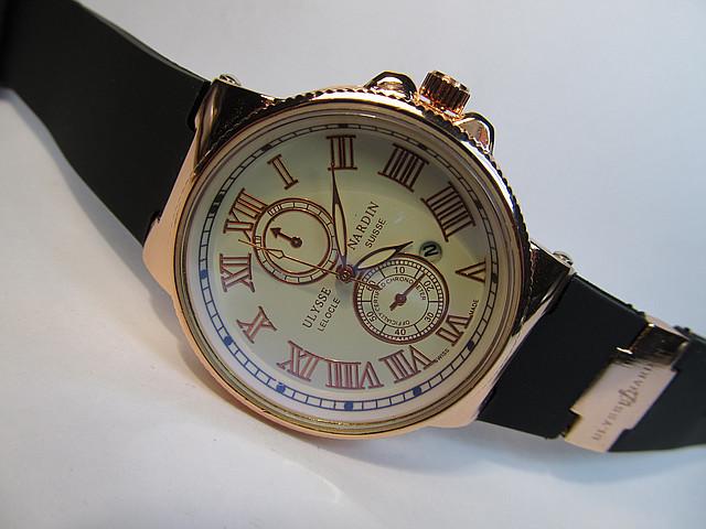 Женские часы *Ulysse Nardin* Maxi Marine