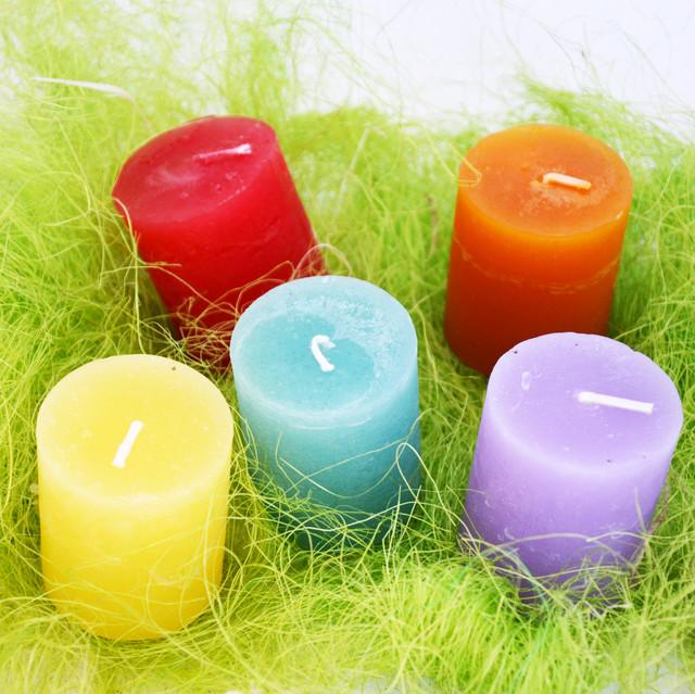 Свечи ручной работы