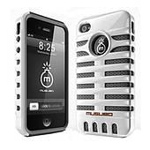 Чехлы MUSUBO Retro Elvis для iPhone 4/4S - белый цвет