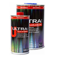 Novol Ultra 300 Лак акриловый бесцветный 2:1 1л+0,5л