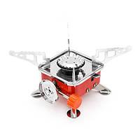 Минигорелка газовая туристическая Intertool GS-0010