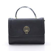 Женская брендовая сумка на плечо качественная иск. кожа Marino Rose черная