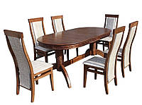 Комплект стол и стул Альфа