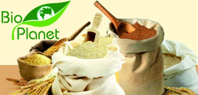 Зерно, крупа, насіння Bio Planet