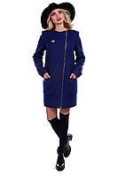 Женское молодежное демисезонное пальто арт. Милтон букле 6683