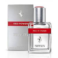 Мужская туалетная вода Ferrari Red Power (красная полоса)