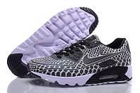 Кроссовки мужские Nike Air Max 90 Light Reflection (найк аир макс 90 лайт рефлекшн) серые