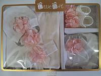 Подарочный набор для крещения  Little Gift для девочек