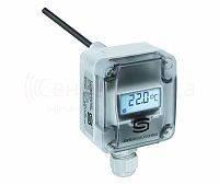 TM65T-MODBUS_50MM_LCD - канальный и погружной датчик температуры