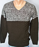 Мужской свитер пуловер