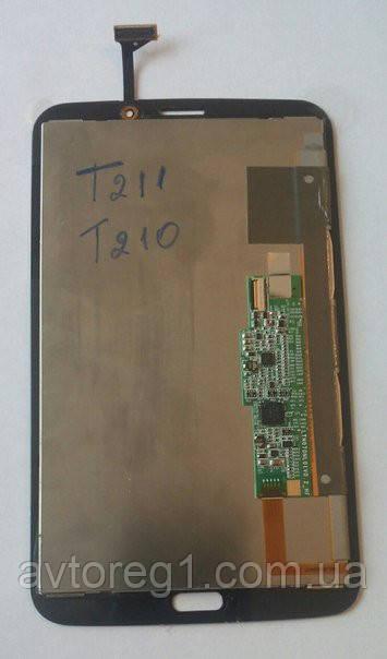 Набор (тачскрин+дисплей) Samsung SM-T210