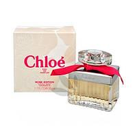 Женская парфюмированная вода Chloe Rose Edition Хлое Роуз Эдишн