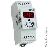 Терморегулятор ТК-3, -55...+125 С, 220-230 V AC
